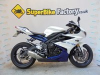 USED 2014 14 TRIUMPH DAYTONA 675 ABS  GOOD & BAD CREDIT ACCEPTED, OVER 500+ BIKES