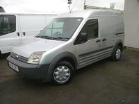 2009 FORD TRANSIT CONNECT}