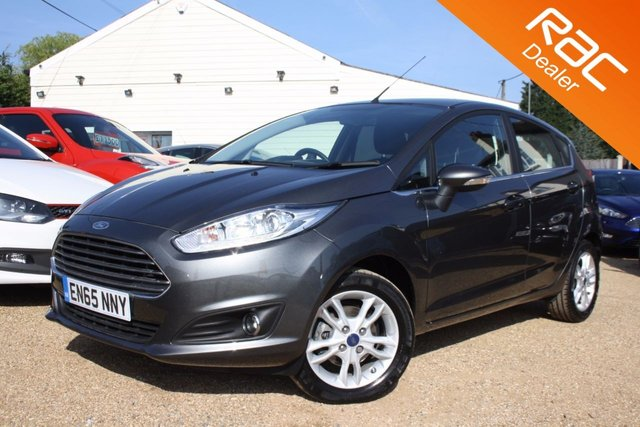 View our 2016 65 FORD FIESTA 1.0 ZETEC 5d 99 BHP