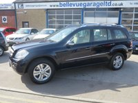 USED 2007 57 MERCEDES-BENZ GL CLASS 3.0 GL320 CDI 5d AUTO 222 BHP GREAT SPEC LUXURY 4X4