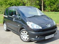 USED 2007 07 PEUGEOT 1007 1.4 DOLCE 8V 3d MOT FEB 2018 AND JUST BEEN SERVICED
