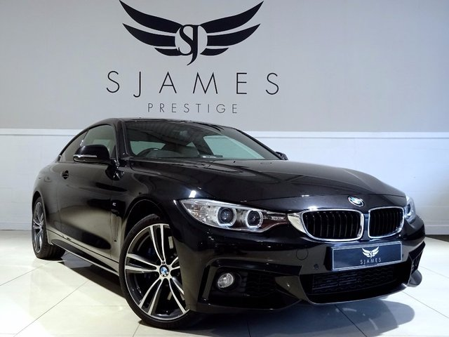 2014 64 BMW 4 SERIES 3.0 435d M Sport xDrive 2dr