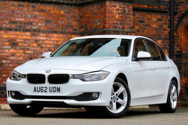 2012 62 BMW 3 SERIES 2.0 320d SE 4dr (start/stop)