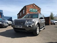 2007 LAND ROVER FREELANDER 2.2 TD4 GS 5d 159 BHP £7995.00