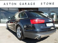 USED 2012 62 AUDI A6 3.0 ALLROAD TDI QUATTRO AUTO 241 BHP **PANROOF** ** PANROOF * SAT NAV * DAB * LEATHER **