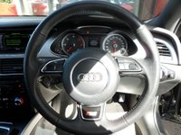 USED 2013 63 AUDI A4 2.0 AVANT TDI S LINE ESTATE148 BHP ** ONE OWNER * F/A/S/H **