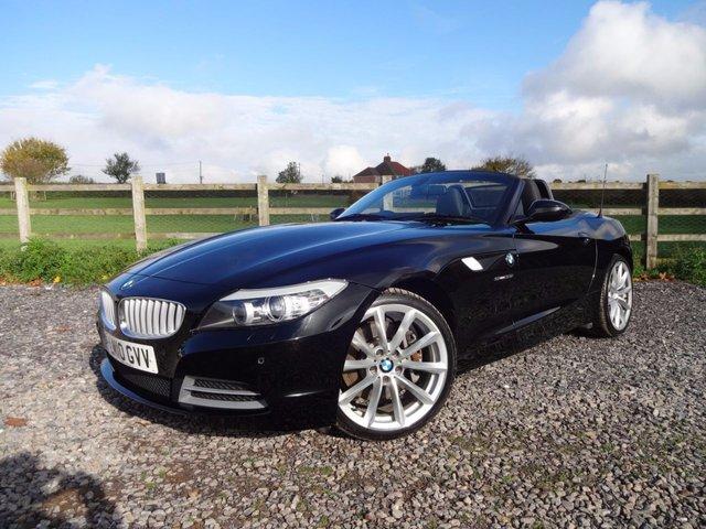 2010 10 BMW Z4 3.0 Z4 SDRIVE35I ROADSTER 2d 302 BHP