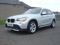 2011 BMW X1 2.0 SDRIVE18D SE 5d 141 BHP £8250.00