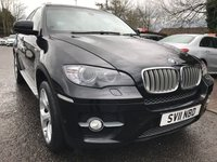 USED 2011 11 BMW X6 3.0 XDRIVE40D 4d AUTO 302 BHP