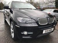 2011 BMW X6 3.0 XDRIVE40D 4d AUTO 302 BHP £22990.00