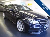 USED 2016 16 MERCEDES-BENZ E CLASS 3.5 E 400 AMG LINE EDITION PREMIUM 2d AUTO 329 BHP 1 OWNER, HUGE SPEC,