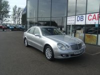 USED 2007 57 MERCEDES-BENZ E CLASS 1.8 E200 KOMPRESSOR ELEGANCE 4d AUTO 181 BHP £0 DEPOSIT, LOW RATE FINANCE ANYONE, DRIVE AWAY TODAY!!