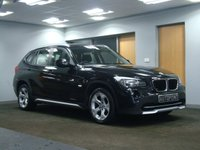 USED 2011 61 BMW X1 2.0 XDRIVE18D SE 5d 141 BHP