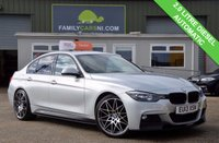 USED 2013 BMW 3 SERIES 2.0 320D M SPORT AUTO *FULL LEATHER INTERIOR* *FROM £199 MONTHLY*