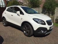 USED 2013 63 VAUXHALL MOKKA 1.7 CDTI SE 5DR AUTO  REVERSING CAMERA NO DEPOSIT PCP/HP FINANCE ARRANGED , APPLY HERE NOW