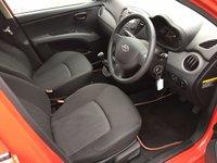 USED 2012 HYUNDAI I10 1.2 ACTIVE 5d 85 BHP £20 PER YEAR ROAD TAX, EXCELLENT MPG
