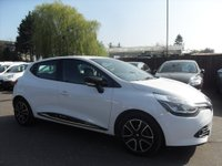 USED 2015 15 RENAULT CLIO 1.5 DCI 90 DYNAMIQUE MEDIANAV ENERGY  NO DEPOSIT PCP/HP FINANCE ARRANGED , APPLY HERE NOW