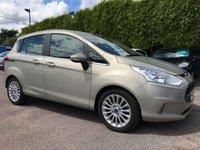 USED 2013 63 FORD B-MAX 1.6 Titanium 5dr AUTOMATIC NO DEPOSIT PCP/HP FINANCE ARRANGED, APPLY HERE NOW