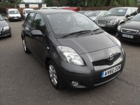 USED 2011 60 TOYOTA YARIS 1.33 VVT-i T Spirit Nav 5dr [6]   NO DEPOSIT FINANCE ARRANGED, APPLY HERE NOW