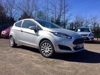 USED 2013 63 FORD FIESTA 1.25 STYLE 3DR  NO DEPOSIT PCP/HP FINANCE ARRANGED, APPLY HERE NOW