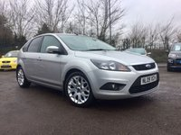 USED 2009 09 FORD FOCUS 1.6 Zetec 5dr SPORTS PACK NO DEPOSIT FINANCE ARRANGED, APPLY HERE NOW