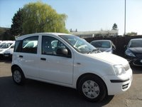 USED 2010 10 FIAT PANDA 1.1 ACTIVE ECO 5DR ,  NO DEPOSIT FINANCE ARRANGED, APPLY HERE NOW