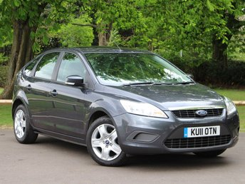 2011 FORD FOCUS 1.6 Style TDCI 5dr £4995.00
