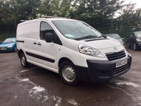 USED 2013 63 PEUGEOT EXPERT 1.6 HDI 90  H1 VAN   NEW MOT NO DEPOSIT FINANCE ARRANGED, APPLY ON OUR WEBSITE