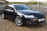 USED 2010 10 AUDI A6 2.0 AVANT TDI LE MANS 5d 168 BHP Free 12  month warranty