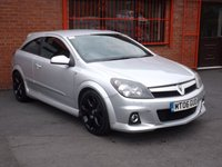 USED 2006 06 VAUXHALL ASTRA 2.0 VXR 3d 240 BHP JUST BEEN SERVICED INC. T/BELT