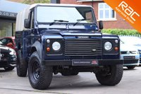 USED 2003 53 LAND ROVER DEFENDER 2.5 110 HIGH CAPAC PICK-UP TD5 1d 120 BHP COUNTRY CAB