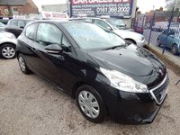 USED 2012 12 PEUGEOT 208 1.2 ACCESS PLUS 3d 82 BHP FULL SERVICE HISTORY, LOW INSURANCE, 1 OWNER FRON NEW