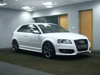 USED 2011 60 AUDI A3 2.0 S3 TFSI QUATTRO S LINE BLACK EDITION 3d 261 BHP