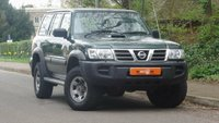 USED 2004 04 NISSAN PATROL 3.0 S TD 5d 156 BHP 7 SEATS HPI CLEAR DRIVES GOOD