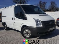 USED 2012 62 FORD TRANSIT 300 SWB 2.2 300 LR 1d 124 BHP 1 OWNER FULL SERVICE