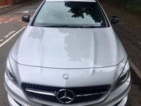 USED 2014 64 MERCEDES-BENZ CLA 2.1 CLA220 CDI AMG SPORT 4d AUTO 170 BHP