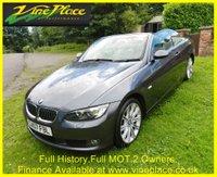 USED 2007 07 BMW 3 SERIES 3.0 325I SE 2d 215 BHP 2 OWNERS+FULL HISTORY+FULL MOT