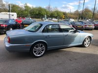 USED 2007 07 JAGUAR XJ 2.7 TDVI SOVEREIGN 4d AUTO 206 BHP