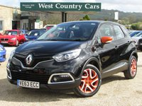 USED 2013 63 RENAULT CAPTUR 1.5 DYNAMIQUE MEDIANAV ENERGY DCI S/S 5d 90 BHP High Quality And Well Equipped Family Crossover