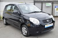 USED 2010 10 KIA PICANTO 1.0 1 5d 61 BHP * * BUY NOW PAY IN 6 MONTHS * *
