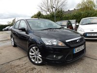 USED 2011 60 FORD FOCUS 1.6 ZETEC S TDCI 5d 109 BHP