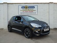 USED 2013 13 CITROEN DS3 1.6 DSTYLE PLUS 3d 120 BHP Full Service History HPI Clear 0% DEP FINANCE AVAILABLE