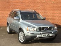 USED 2011 11 VOLVO XC90 2.4 D5 EXECUTIVE AWD 5d AUTO 200 BHP