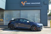 USED 2013 63 RENAULT MEGANE 2.0 RENAULTSPORT RED BULL RB8 S/S 3d 265 BHP REB BULL EDITION WITH JUST 11,000 MILES