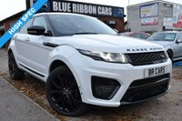USED 2011 61 LAND ROVER RANGE ROVER EVOQUE 2.2 SD4 Prestige LUX 4x4 5dr FULLY LOADED RARE COLOUR COMBO