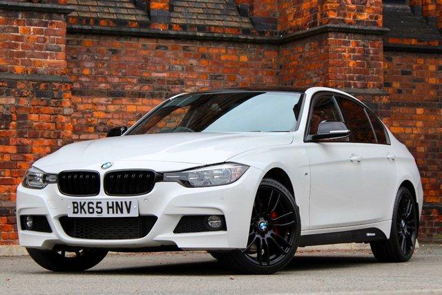 2015 65 BMW 3 SERIES 3.0 335d M Sport Sport Auto xDrive 4dr (start/stop)