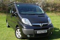 USED 2012 VAUXHALL VIVARO 2900 2.0 CDTi SPORTIVE LWB CREW CAB [115 BHP] 6 Seats