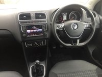USED 2014 64 VOLKSWAGEN POLO 1.2 SEL TSI 3d 109 BHP