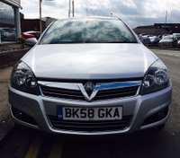 USED 2008 58 VAUXHALL ASTRA 1.7 SRI CDTI 5d 100 BHP 12 Months AA Breakdown Cover