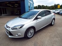 USED 2011 61 FORD FOCUS 1.6 ZETEC TDCI 5d 113 BHP FULL DEALER SERVICE HISTORY
